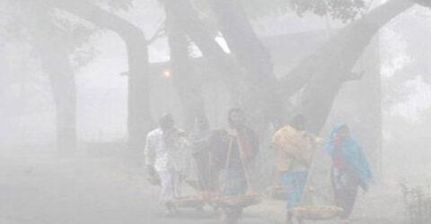 দেশের সর্বনিম্ন তাপমাত্রা ৭.৫ তেঁতুলিয়ায়