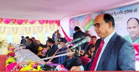 বিএনপি-জামায়াত রেল খাত ধ্বংস করলেও রেলের উন্নয়নকে ত্বরান্বিত করেছে এ সরকার: রেলমন্ত্রী