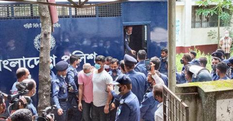 মেজর সিনহা হত্যা : ওসি প্রদীপসহ ১৫ আসামির বিরুদ্ধে চার্জ গঠন
